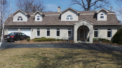 Addison Single Family Home For Sale: 17w518 White Pine Road