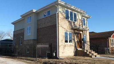 Skokie Single Family Home For Sale: 7543 Kilbourn Avenue