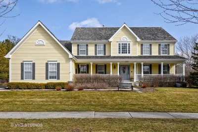 Fox River Grove Single Family Home For Sale: 209 Bridle Path Lane