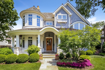 Hinsdale Single Family Home For Sale: 415 South Adams Street