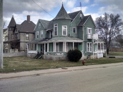 Joliet Single Family Home For Sale: 600 East Cass Street