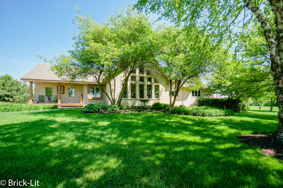 Manhattan Single Family Home For Sale: 12320 West Offner Road