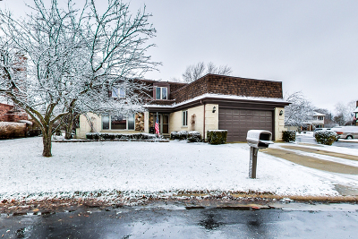 Arlington Heights Single Family Home For Sale: 2552 East Haverhill Court