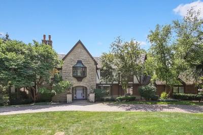 Oak Brook Single Family Home Re-Activated: 41 Baybrook Lane