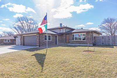 Bartlett Single Family Home For Sale: 647 West Stearns Road