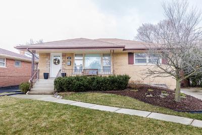 La Grange Single Family Home For Sale: 149 North Gilbert Avenue