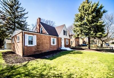 Berkeley Single Family Home For Sale: 1544 Speechley Boulevard