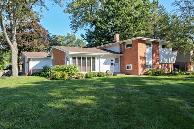 Deerfield Single Family Home For Sale: 1109 Castlewood Lane