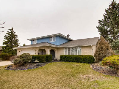 Orland Park Single Family Home For Sale: 15537 South 82nd Avenue