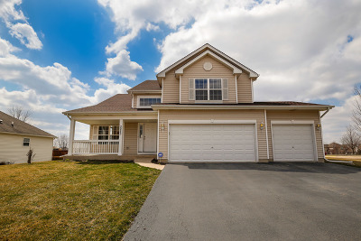 Aurora Single Family Home For Sale: 2253 Cool Creek Drive