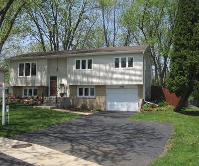 Woodridge Single Family Home Price Change: 2522 Jonquil Lane