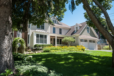 Libertyville Single Family Home For Sale: 428 Windsor Terrace