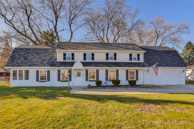 Palos Heights Single Family Home For Sale: 12212 South 72nd Court