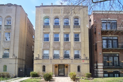 Multi Family Home For Sale: 6042 North Washtenaw Avenue