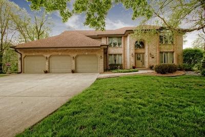 Mokena Single Family Home Price Change: 11425 Plattner Drive