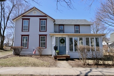 Crystal Lake Single Family Home Re-Activated: 23 Brink Street