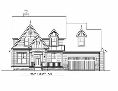 Wheaton Single Family Home For Sale: 1n010 #3 Richard Avenue