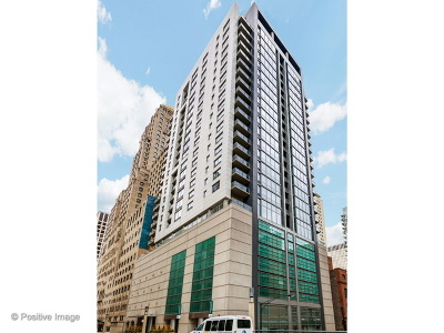 Chicago Condo/Townhouse Re-Activated: 160 East Illinois Street #1502
