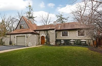 Arlington Heights Single Family Home For Sale: 1415 East Kensington Road
