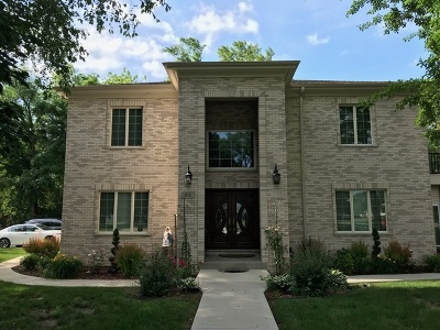 Schaumburg Single Family Home For Sale: 105 West Thacker Street