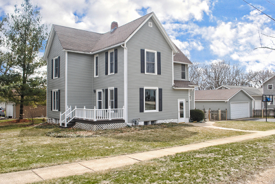 Elburn Single Family Home For Sale: 305 West Reader Street