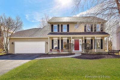 Aurora Single Family Home Price Change: 648 Waterbury Drive