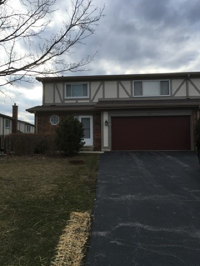 Libertyville Condo/Townhouse For Sale: 1291 Briarwood Lane