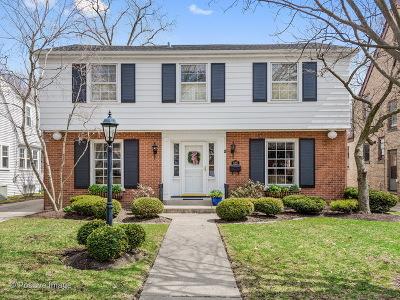 La Grange Single Family Home For Sale: 525 Blackstone Avenue
