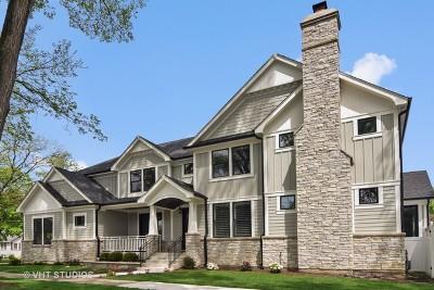 Elmhurst Single Family Home For Sale: 105 East Cayuga Avenue
