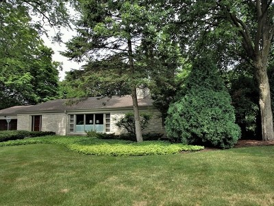 Geneva Single Family Home For Sale: 1201 Kaneville Road
