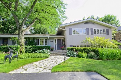 Winnetka Single Family Home For Sale: 1284 Trapp Lane