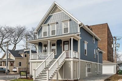 Forest Park Single Family Home Price Change: 339 Des Plaines Avenue