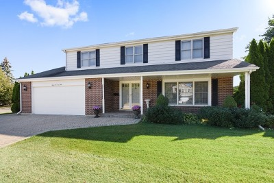 Arlington Heights Single Family Home For Sale: 2649 North Stratford Road