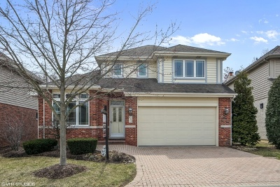 Willowbrook Single Family Home Contingent: 851 Emerald Court