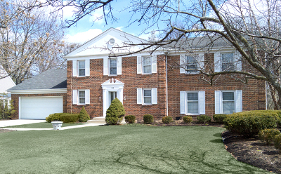 Northbrook Single Family Home For Sale: 725 Charlemagne Drive
