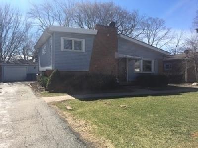 Bensenville Single Family Home Contingent: 1116 Stoneham Street