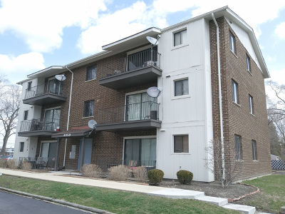 Tinley Park Rental For Rent: 6329 West 175th Street #2S