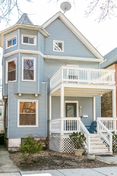 Single Family Home Contingent: 1459 West Sunnyside Avenue