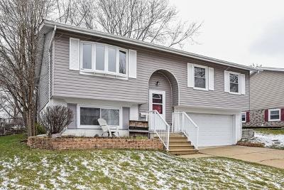 Streamwood Single Family Home For Sale: 18 Joyce Lane
