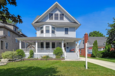 La Grange Single Family Home For Sale: 324 South Catherine Avenue