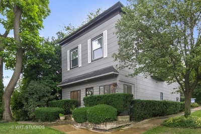 Hinsdale Single Family Home Price Change: 102 South Quincy Street