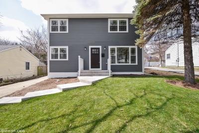 Downers Grove Single Family Home For Sale: 4338 Washington Street