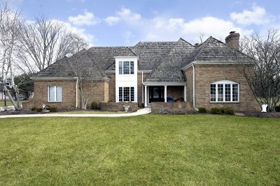 Oak Brook Single Family Home For Sale: 503 Midwest Club Parkway