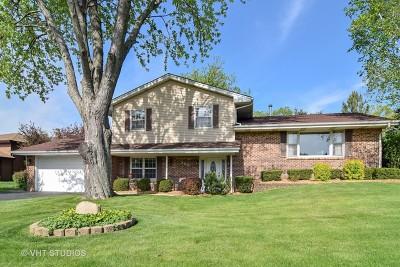 Bloomingdale Single Family Home New: 5n560 Santa Fe Trail