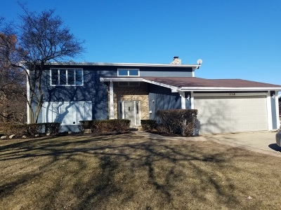 Bartlett Single Family Home For Sale: 114 Lamont Parkway