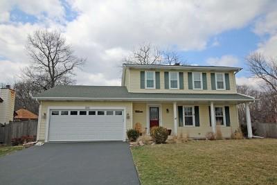 Bartlett Single Family Home For Sale: 300 Oakmont Drive