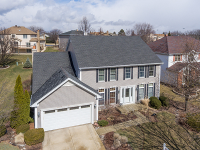 Carol Stream Single Family Home For Sale: 769 Provincetown Drive