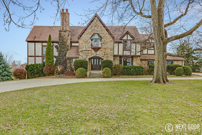 Plainfield Single Family Home For Sale: 12464 South Heggs Road