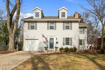 Northbrook Single Family Home For Sale: 2306 Catherine Street