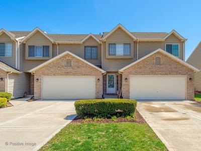 Plainfield Condo/Townhouse New: 22845 Judith Drive